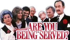 business english tv show sitcom are you being served