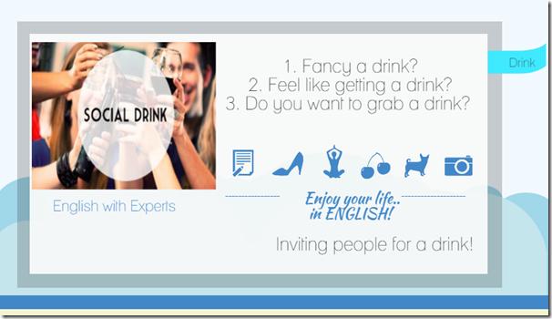 Drink Inviting