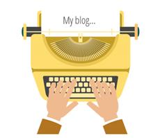 Improve your vocabulary write a blog