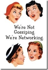 we are not gossiping