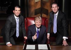 Apprentice US business english tv show