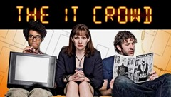 Business English T V shows IT crowd